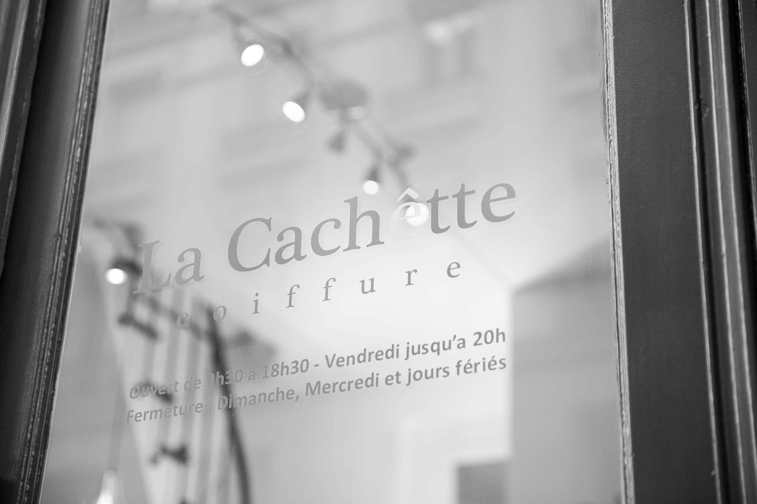 La Cachêtte : Home